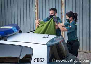 La Rioja Trasladan al calabozo al detenido por la desaparición del joven en Entrena Varias unidades - NueveCuatroUno