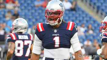 New England Patriots: Cam Newton lächelt Starter-Frage weg - RAN