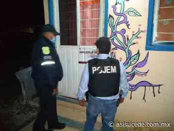 Desmantelan punto de venta de droga en Tenancingo - Noticiario Así Sucede