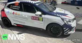 Minder snelheidsovertredingen dan gemiddeld tijdens rallyweekend in Ieper - VRT NWS