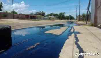 Zulia | Habitantes reportan cuarto derrame de petróleo en comunidad de Cabimas - El Pitazo