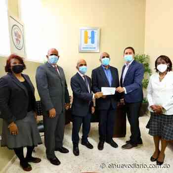La Iglesia de Jesucristo de los Santos de los Últimos Días dona fondos para comprar equipo en hospital Padre Billini - El Nuevo Diario (República Dominicana)