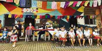 Inauguran escuela náhuatl en Nahuizalco - La Prensa Grafica