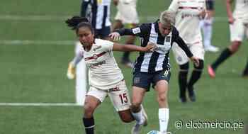 Alianza Lima - Universitario: resultado y resumen del clásico de la Liga Femenina Nacional - El Comercio Perú
