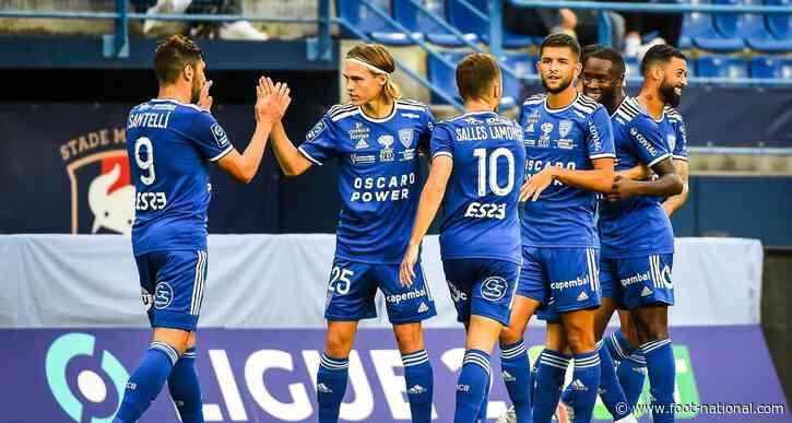 Ligue 2 : le SC Bastia se fait peur en fin de match face au QRM mais s'impose - Foot National