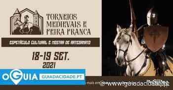 Palmela promove torneios medievais e feira franca - Guia da Cidade