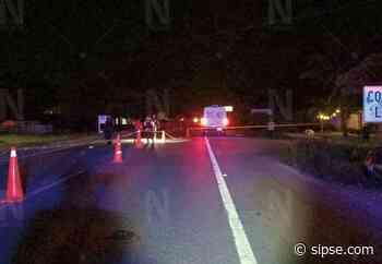 Hombre muere atropellado en la carretera Mérida-Tixkokob - sipse.com