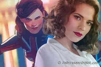 What If? Episode 2 Art Imagines Hayley Atwell - Daily Research Plot - Daily Research Plot