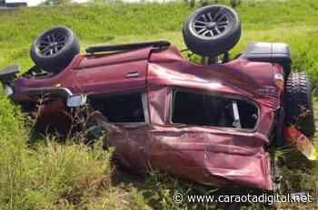 Accidente de tránsito en Cantaura dejó 5 personas fallecidas - Caraota Digital