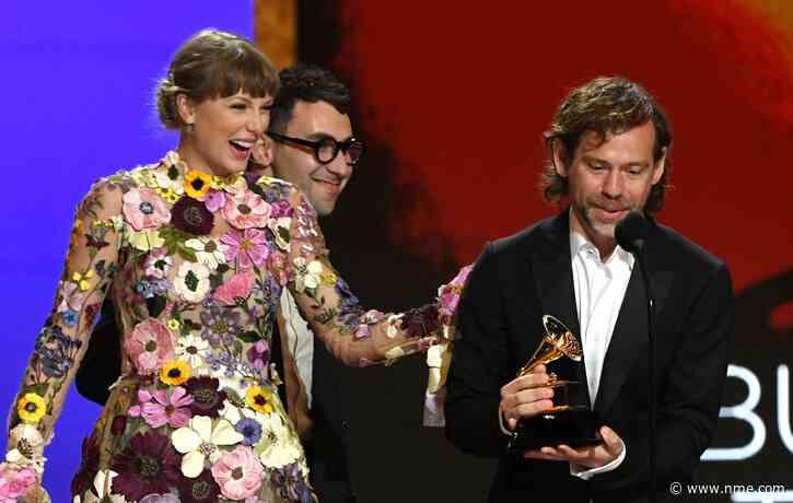 "Taylor Swift recalls hearing Aaron Dessner's ""immediately, intensely visual"" instrumentals"