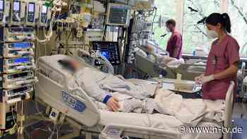 DIVI legt Zahlen vor: Rund jeder zehnte Covid-Patient in Klinik ist geimpft - n-tv NACHRICHTEN