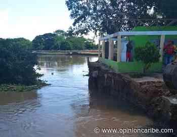 Aumenta preocupación en Salamina por erosión del río Magdalena - Opinion Caribe