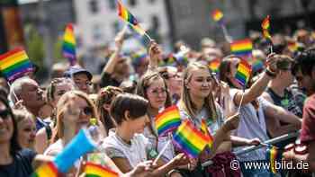 """Route, Regeln, Riesendemo - Alle Infos zum """"Cologne Pride"""" Ende August - BILD"""