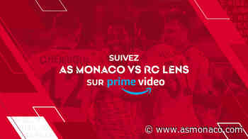 Comment regarder AS Monaco-Racing Club de Lens sur Prime Video ? - AS Monaco