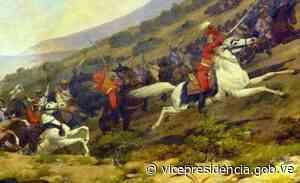 Batalla de Aragua de Barcelona, gesta que demostró la valentía y determinación del Ejército Libertador - Vicepresidencia