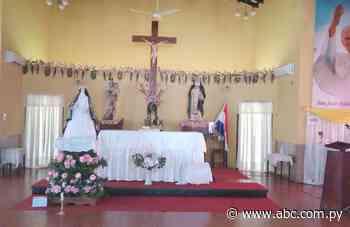 Santa Rosa del Mbutuy honra a su protectora - ABC Color
