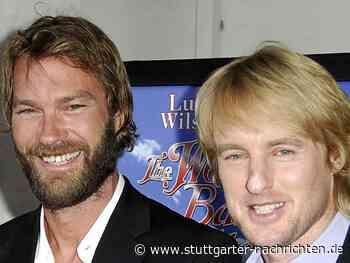 Owen Wilson - Sein Bruder Andrew half ihm aus der Depression - Stuttgarter Nachrichten