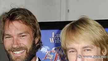 Owen Wilson: Bruder Andrew half ihm aus der Depression - Gala.de