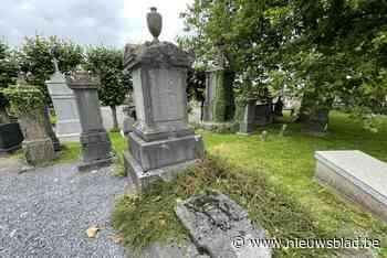 Hij bleef maar kwartier in Ieper, toch kregen vier van Napoleons notoire strijders er monumentale graven