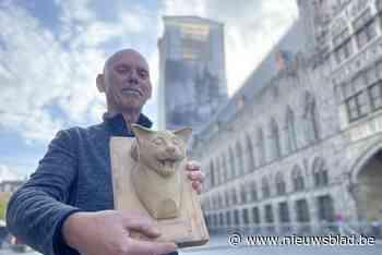 """Deze kunstige kattenkopjes worden straks werelderfgoed op belfort: """"Hele eer dat mijn nakomelingen mijn werk zullen kunnen zien"""""""