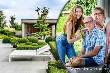 Hoe een carport een overdekt terras werd: kijk binnen in de zomertuin van Annick en Johan uit Nazareth