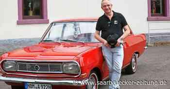 Fahrzeuge Baujahr 1962 bis 1966 im Fokus : Opel-Oldtimer-Fans trafen sich in Bexbach - Saarbrücker Zeitung