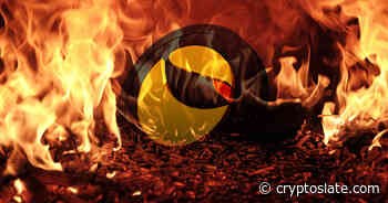 $185 million worth of LUNA burned in past month as Terra user base grows - CryptoSlate