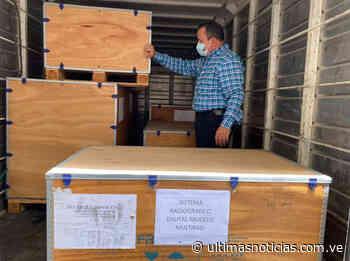 Nuevo equipo de rayos X llegó al Hospital Central de Maracay - Últimas Noticias
