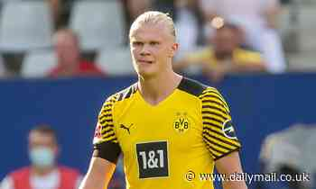 Transfer news LIVE: Erling Haaland's £64m release clause 'could be activated in January'