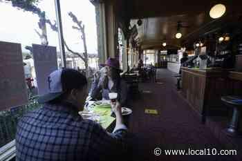 San Francisco requiere vacunación para restaurantes y bares - WPLG Local 10