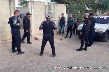 Muere en tiroteo un presunto azote de barrio en Quíbor - La Prensa de Lara