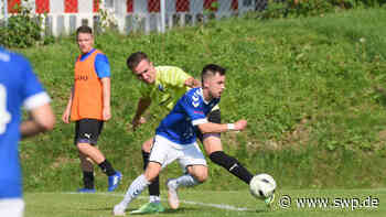 Sport Neckar-Alb – Fußball-Verbandsliga: Der VfL Pfullingen vor dem Derby gegen die TSG Tübingen - SWP