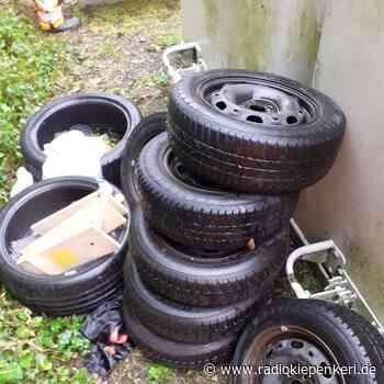 BILLERBECK: Ärger über wilde Müllkippe - Radio Kiepenkerl