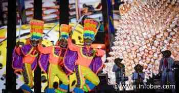 Trovadores antioqueños y bailadores de cumbia costeños fusionan las tradiciones del país - infobae