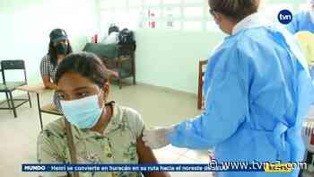 Detectan un leve aumento de casos de COVID-19 en La Pintada - TVN Noticias