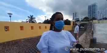 Mincultura sancionará al Club de Pesca por la pintada de las murallas - Publimetro Colombia
