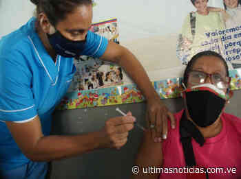El próximo lunes llegará la vacuna anticovid a sectores de Guarenas - Últimas Noticias