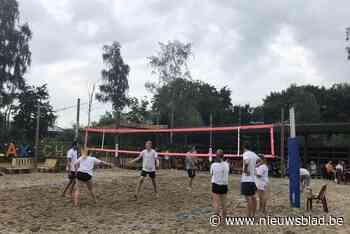 Baal Beach past zich aan weersomstandigheden aan - Het Nieuwsblad
