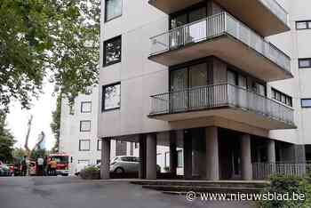 CO-waarden vastgesteld in appartementsgebouw: brandweer zoekt naar oorzaak - Het Nieuwsblad