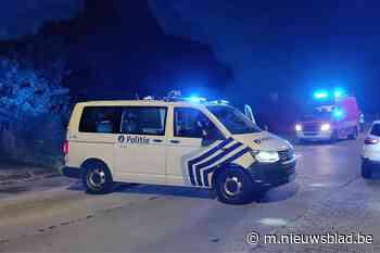 Man dood aangetroffen op straat in Roeselare - Het Nieuwsblad