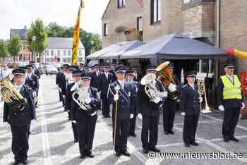 Sint-Jorisfanfare gaat opnieuw op pad