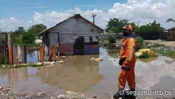 Siguen los damnificados: 200 familias afectadas por lluvias en Sitionuevo - Seguimiento.co