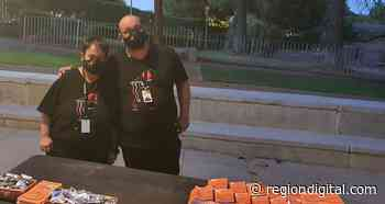 Joaquín Palencia: En el Festival de Merida, me siento parte del equipo, uno más de ellos - Región Digital
