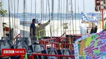 Carrickfergus: Funfair incident caused by teens, Planet Fun says - BBC News