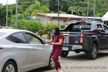 Punto fijo para realizar pruebas de detección de COVID-19 en Veraguas - En Segundos