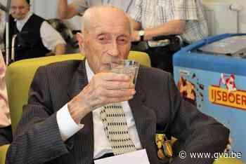 Oorlogsveteraan viert honderdste verjaardag (Berlaar) - Gazet van Antwerpen