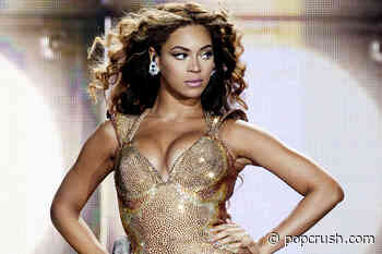 Beyonce Makes History by Wearing Diamond Necklace