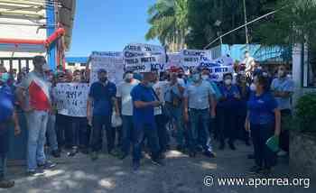 (VIDEO) Trabajadores de Cacique Maracay, antigua Kimberly Clark, denuncian desfalco y falta de producción en la empresa - Aporrea