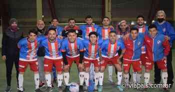 Futsal: derrota de Rosario ante Villa Mitre - Vía País