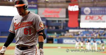 With 18 Straight Losses, the Baltimore Orioles Near a Record Losing Streak